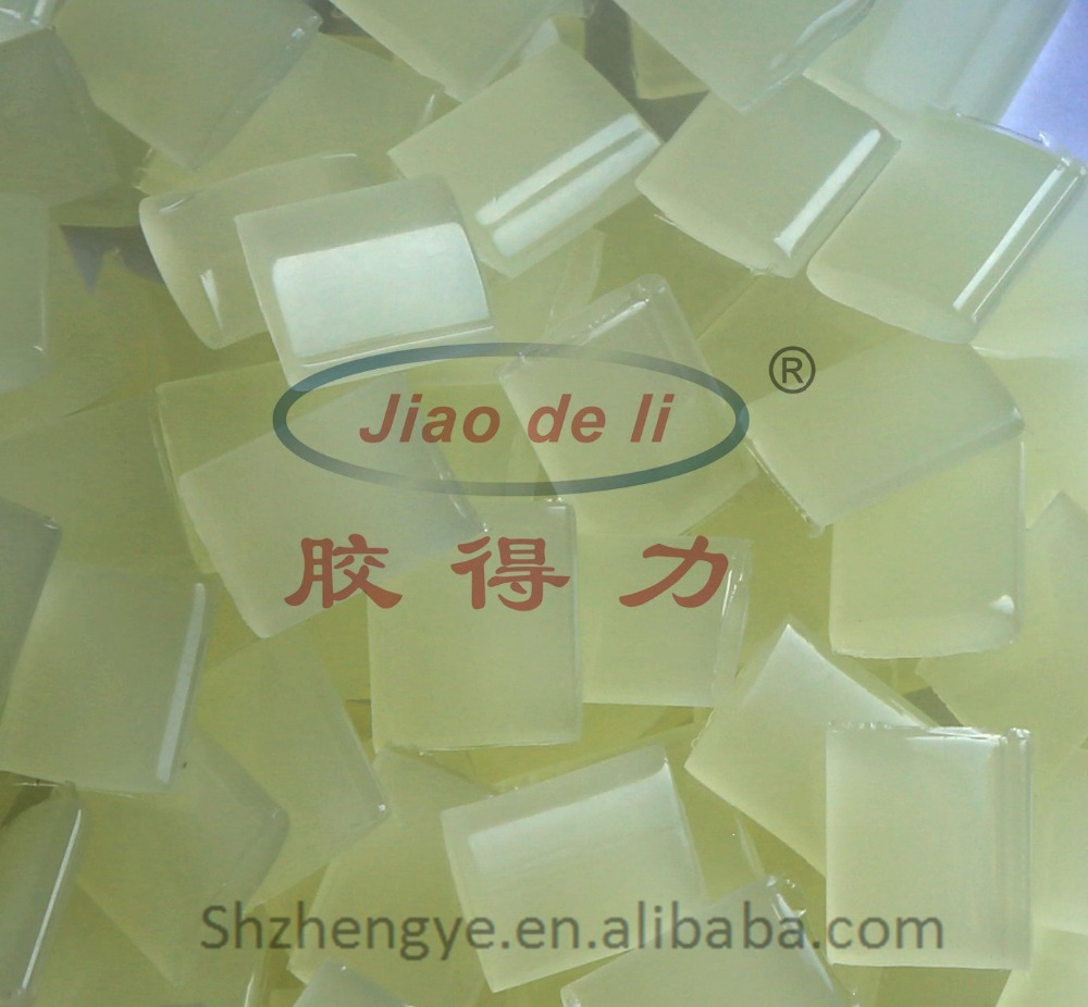 EVA Adhesive/Hot Melt Adhesive Glue for packaging