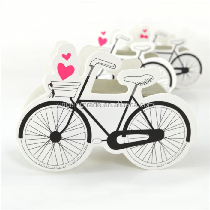 Creative bicycle Candy Box Wedding Party Marriage Decoration Travel Theme Wedding favors gifts for guest