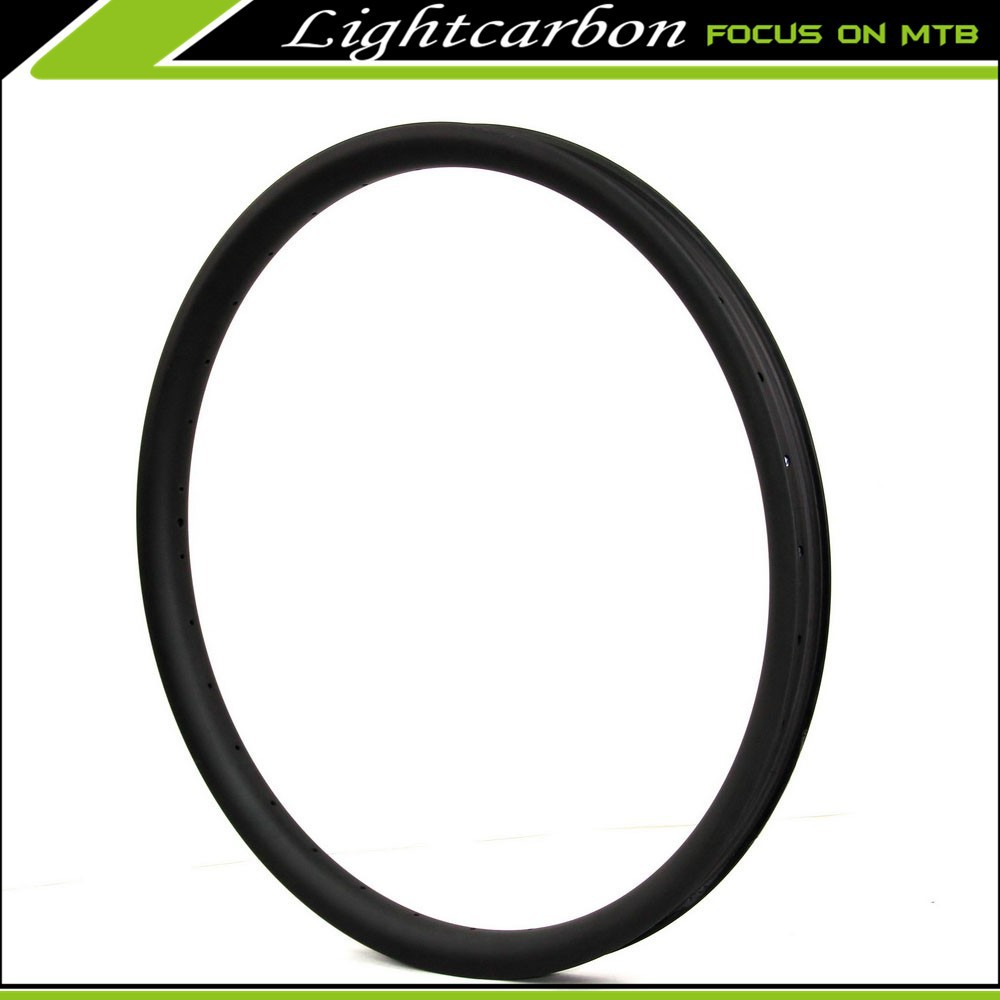 Hot Sale New Carbon Rims 29er Plus Wide for Mountain Bikes with 42mm Width - LIGHTCARBON