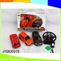 2015 Many Colorful 1:16 Steering Wheel Radio Control Car Toy Baby Toys Made In China