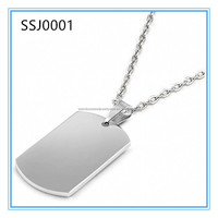 Stainless steel dog tag manufacturer/ Metal dog tag