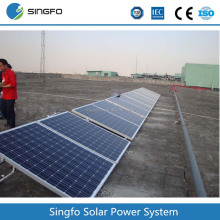 10KW solar power system/power supply system