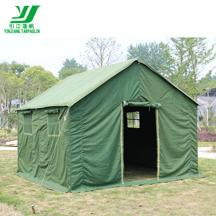 Good price competitive attractive army tent used commercial color waterproof winter