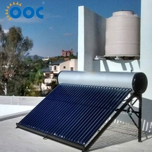 China 150L Non-Pressure Solar Water Heater With Heat Pipe Cheap Price In Bangalore