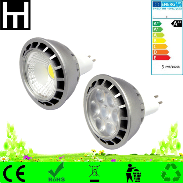 high luminous cheap 12v mr16 high power 7w led spot light dimmable 7w led mr16 spotlight