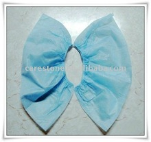 Disposable non-woven shoe cover
