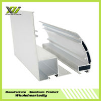 New products extrusions aluminum profiles