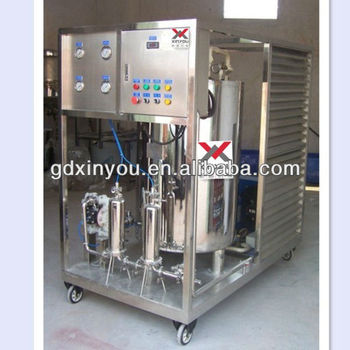 Perfume making machine /freezing equipment with Franch Chiller(Hot sales)