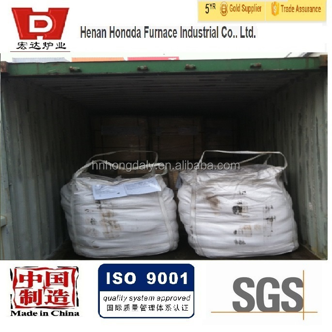 reheating furnace corundum spinel castable