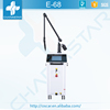 Q switch nd yag laser / long pulse medical laser machine meizi