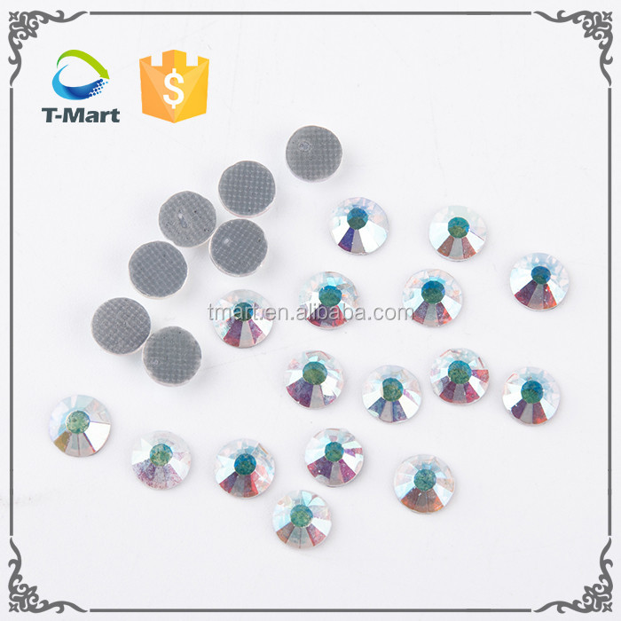 Cheap Price of hotfix rhinestones nail crystal stones for ladies