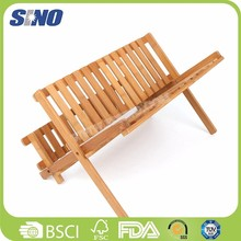 Household Healthy Bamboo Kitchen Unique Dish Rack