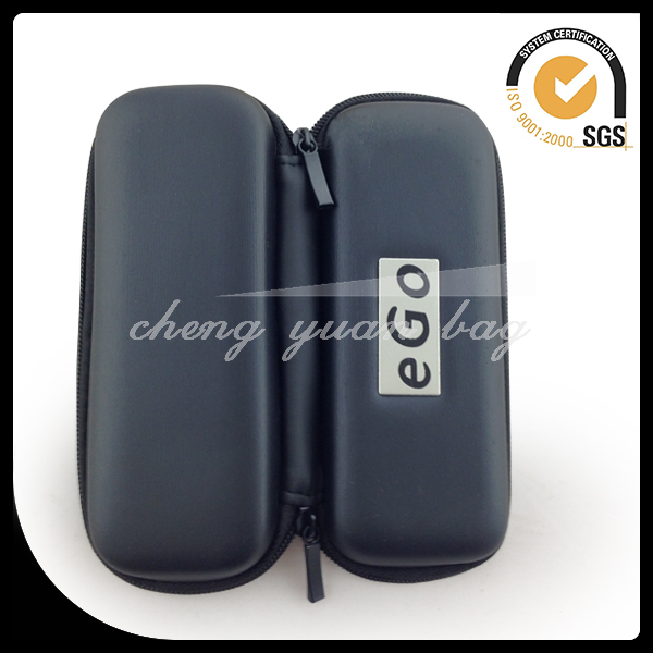 OEM any size EVA material e-cigarette ego zipper case