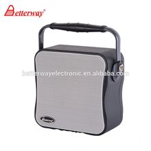 Hot selling box sound system portable guitar aduio speaker