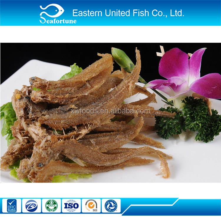 Seafood Export Iqf Salted Anchovy Headless