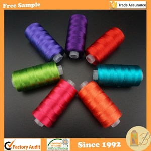 100% Rayon Embroidery Thread 300D/2