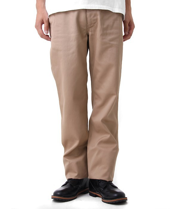 Mens khaki cheap work pants