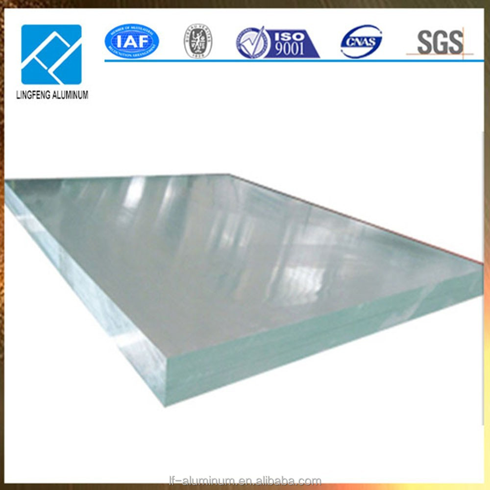 Marine Aluminum 6061 T4 Sheet or Plate for Mold