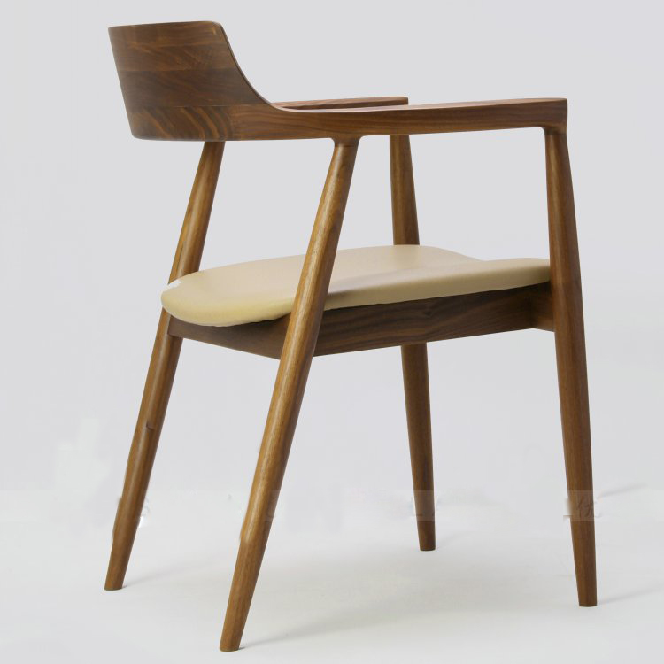 wood furniture designs Japanese dining Chair