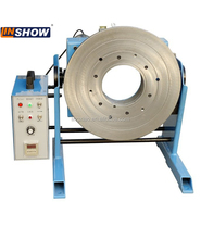 Tube steel automatic pipe flange Girth Welding rotating table HD-100
