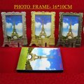 promotion eiffel tower souvenir photo frame