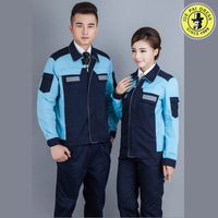 OEM service Reflective Safety Workwear Engineering Uniform Reflective stripe uniform