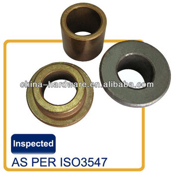 FU Spherical Bronze Bush,sintered brass bushing