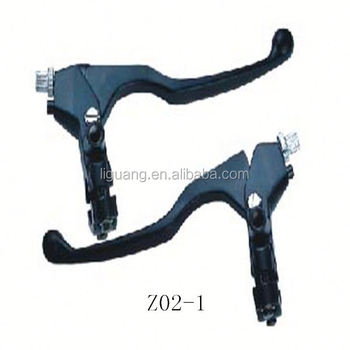 Electric bicycle aluminum brake