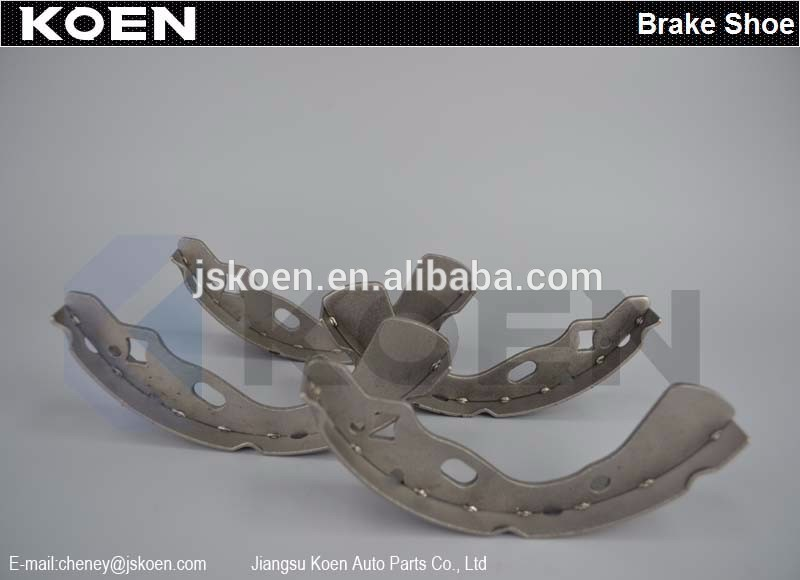 Supply Brake Shoe FMSI S826-1558 JLM2209 FER 3612F GG Use For JAGUAR