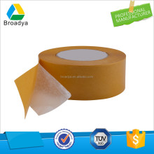 double sided tissue adhesive silicone tape jomb roll for leather and binding