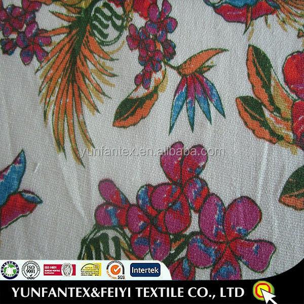2015 latest design fashion soft Egyptian Cotton <strong>beautiful</strong> USA SUPER flower TWILL printed fabrics