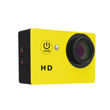 Sports HD mini DV 1080P Manual Wifi Action camera with waterproof housing