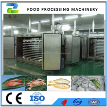 frozen food fish quick freeze machine cold plate freezer sale