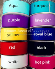 2015 New Arrival 3 inch Grosgrain Ribbon Ready to Ship