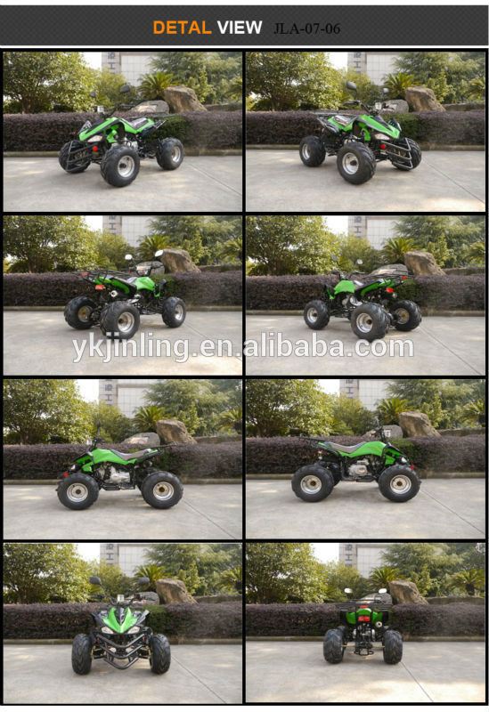 Jinling ATV JLA-07-06 110cc quad ATV cheap kids atv for sale 4 wheeler atv for sale