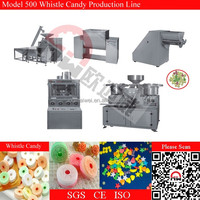 Confectionery Production Star Shape Sugar Candy Making Machine