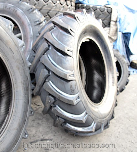 HOSOON BRAND agricultural tractor tires 15.5x38 16.9-30 forest tire