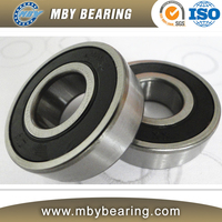 Made in China Sealed high precision angular contact ball bearing HSS7007