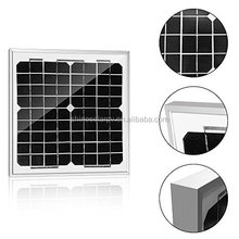 High Voltage Mini Solar Panels Wholesale Solar Panel Price India 18v Solar Panel 12v 20w