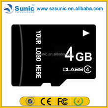 Bulk Micro Memory SD Card Class 10 with Adapter