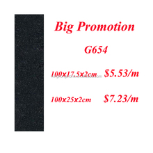 Big promotion for high quality new impala G654 granite window sill