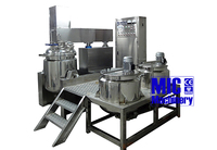 High Speed MIC-1000L Homogenizer Mixer Cosmetics Making Machine Mixing Equipment