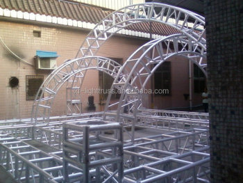 Aluminum truss with high quality available in various sizes