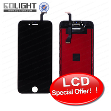 Free shipping!! wholesale alibaba china supplier lcd for iphone 6 lcd screen,for iphone 6 screen replacement