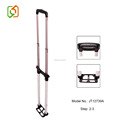 JINGXIANG Factory Luggage Spare Parts Telescopic Handles For Trolley