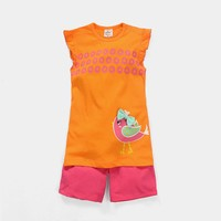 Clothing manufacturers children 's clothing sets cheap china wholesale price
