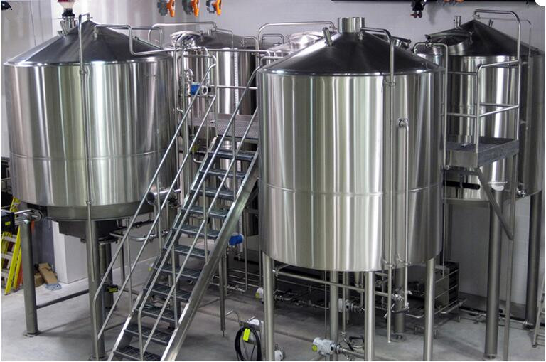 High quality beer brewing equipment for hotel bar of 5HL