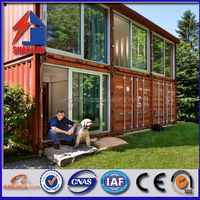 prefab shipping container house cheap cost modular office