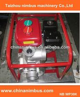 2014 Factory supply wholesale China High quality kerosene water pump swan generators