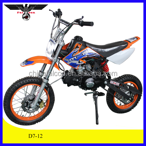 high quality 125cc dirt bike for adult (D7-12)